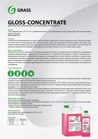 GLOSS-CONCENTRATE